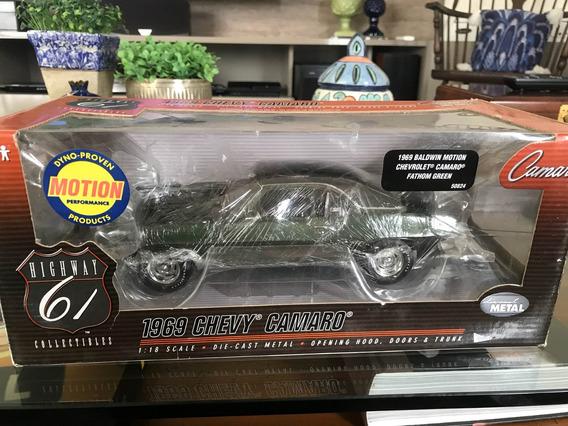 Camaro Highway 61 1/18 ! N Gmp Lane Ertl Autoart