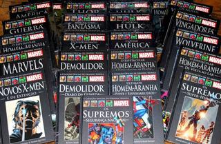 Graphic Novels Salvat 1 A 134 Veja A Lista E Monte Seu Lote