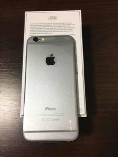 iPhone 6, 16gb, Cinza Espacial Com Todos Os Acessórios.