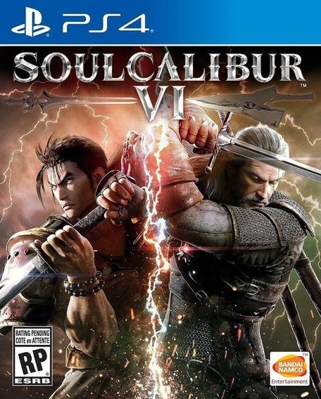 Soul Calibur 6 Ps4 Original**1 Digital