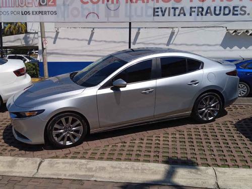 Imagen 1 de 8 de Mazda Mazda 3 2020 4p I Sport T/a Sedan