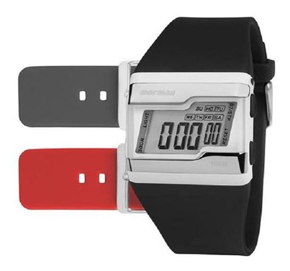 Kit Relógio Mormaii Unissex Acquarela Fzm/t8a
