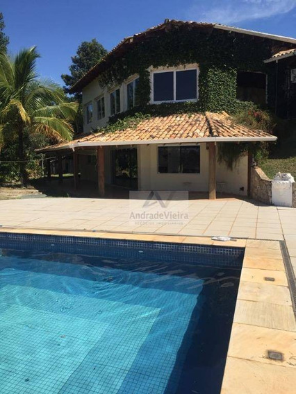 Casa Residencial À Venda,fazenda Duas Marias, Jaguariúna - Ca0276
