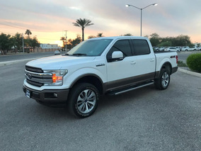 Ford Lobo 3.5 Doble Cabina Lari 4x4 At 2018