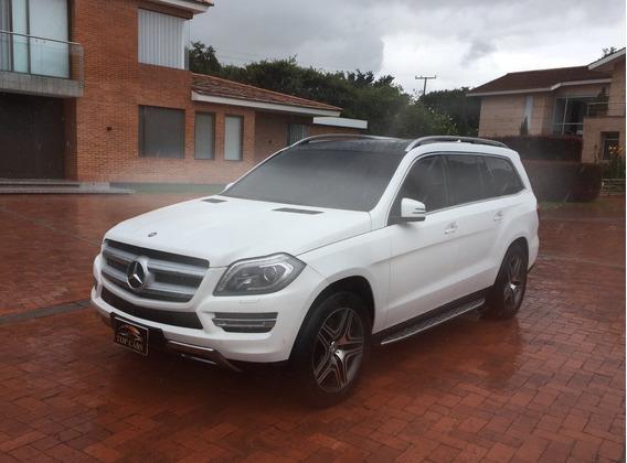 Mercedes Benz Gl500 4 Matic 453 Hp, 2016