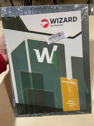 Livros Wizard W4 Do Professor Lançamento Novo