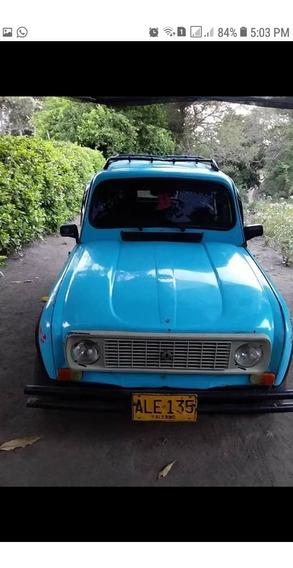 Renault R 4 Motor 1300 Y Llanta