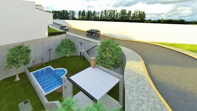 Casas Condominio Nuevas Estado Mexico Credito Infonavit Lujo