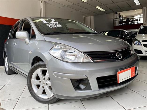 Nissan Tiida S 1.8 (flex) Flex Manual