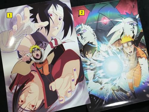 Posters A3 29x42cm Anime Naruto Shippuden #2 / Niponmania