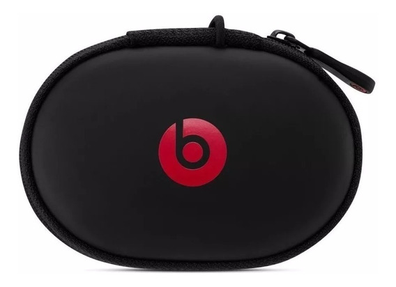 Case Estojo Power Beats Powerbeats 2 3 Original 11x8x3 Preta