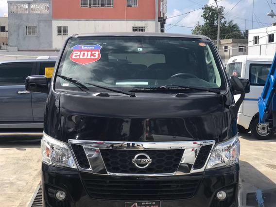 Nissan Nv350 2013