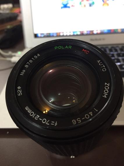 Lente Zoon Polar 70-210mm F:4.0-5.6 Para Olympus Om