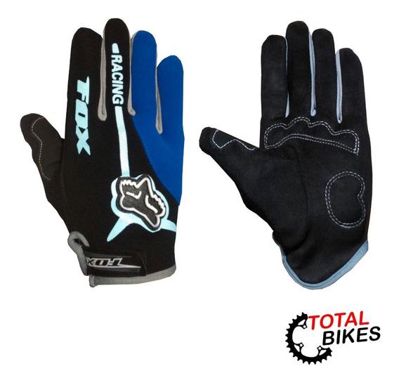 Guantes Fox Bici Moto Cross Frio Abrigo Racing Ciclismo Mtb