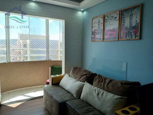 Imagem 1 de 13 de Apartamento Com 02 Dorms, Residencial Das Ilhas, Bragança Paulista - R$ 265 Mil, Cod: 2643 - V2643
