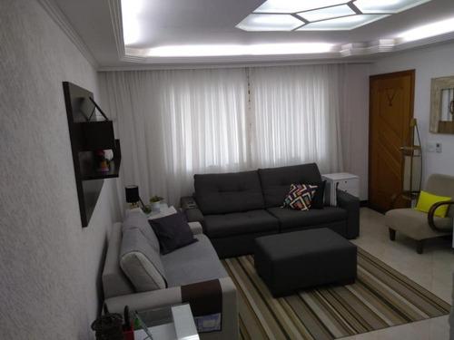 Imagem 1 de 15 de Sobrado Com 03 Dormitórios E 206 M² A Venda No Jardim Paraiso, São Paulo | Sp. - Sb493318v