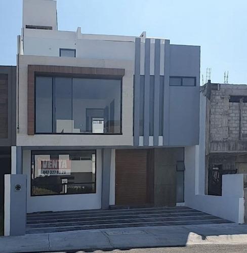 Imagen 1 de 13 de Casa En Venta Lomas De Juriquilla