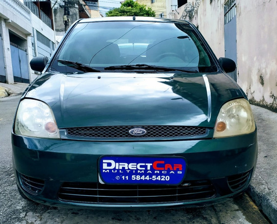Ford Fiesta - 2002/2003 1.0 Mpi 8v Gasolina 4p Manual