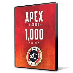 Cartão Apex Legends 1.000 Moedas Points | Origin (br) Pc