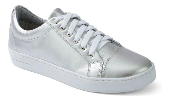 Sapato Feminino Couro Confortável 351