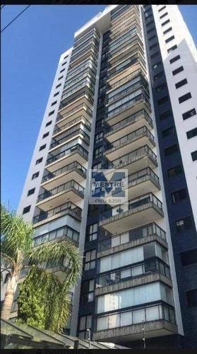 Apartamento Com 4 Dormitórios À Venda, 180 M² Por R$ 1.320.000,02 - Vila Moreira - Guarulhos/sp - Ap2099