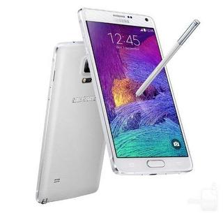 Samsung Galaxy Note 4 N910a Lte 4g 16mp 4k 3gb Ram Blanco 4g