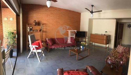 Apartamento À Venda, 140 M² Por R$ 490.000,00 - Enseada - Guarujá/sp - Ap10005