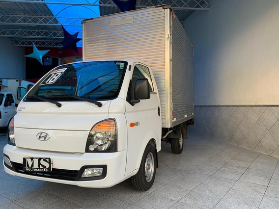 Hyundai Hr 2.5 Com Bau 2018