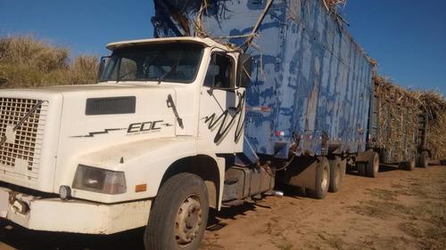 Caminhão Volvo Nl12 360 6x4 Edc Plataforma Ano 1999