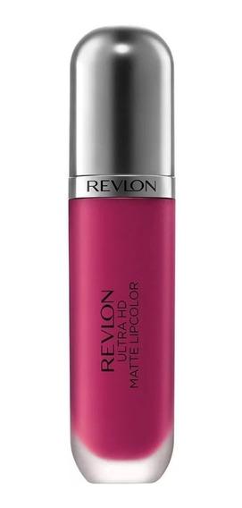 Revlon Ultra Hd Matte Tono 610 Lapiz Labial X 5.9ml