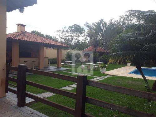 Imagem 1 de 16 de Chácara Com 3 Dormitórios À Venda, 5000 M² Por R$ 1.270.000,00 - Pq Vitória - Descalvado/sp - Ch0020