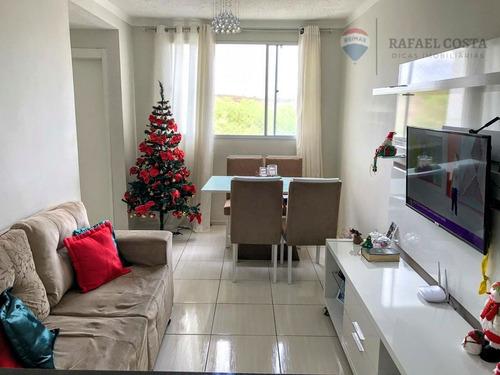 Apartamento Em Universitário, Caruaru/pe De 45m² 1 Quartos À Venda Por R$ 134.000,00 - Ap978362