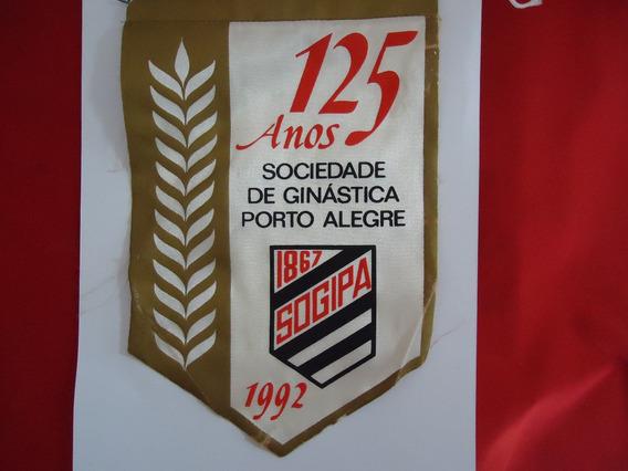 Flamula- 125 Anos Sociedade De Ginastica Porto Alegre