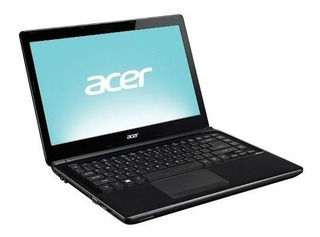Laptop Acer E1-422-3481 E1-2500 4gb 1tb 14 Win8 Negro