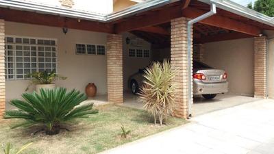 Casa Com 3 Dormitórios À Venda, 270 M² Por R$ 600.000 - Jardim Tarraf Ii - São José Do Rio Preto/sp - Ca1774