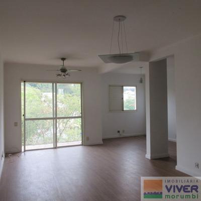 Apartamento Confortavel E Bem Iluminado No Morumbi - Nm3369