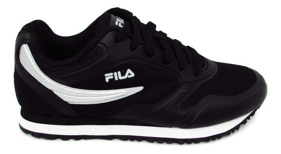Tenis Fila Forerunner 5cm00153-003 Black White