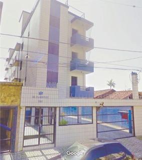 Apartamento No Litoral- 2 Quartos- Praia Grande/ Sp 3675 Ps