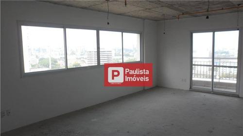 Conjunto, 65 M² - Venda Por R$ 525.000,00 Ou Aluguel Por R$ 1.900,00/mês - Chácara Santo Antônio (zona Sul) - São Paulo/sp - Cj0530