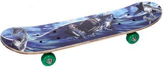 Table De Skate Completa Madera Grande