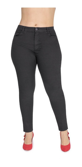 Jeans Skinny Negro - Rinna Bruni - 73302