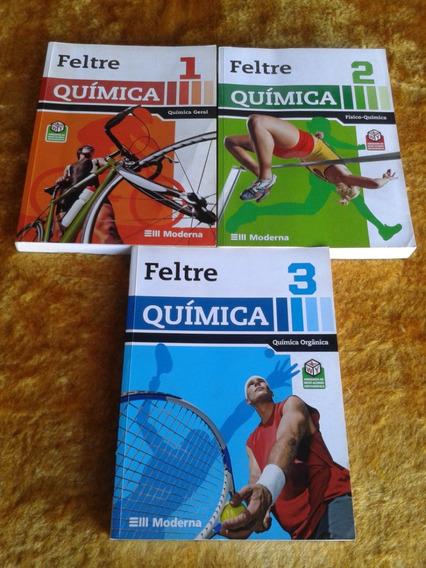 Coleções De Matemática , Física , Química E Biologia !!!