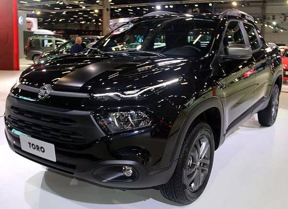 Plan Nacional Fiat Toro Gnc Retíralo Con $160.000 Y Ctas. J-