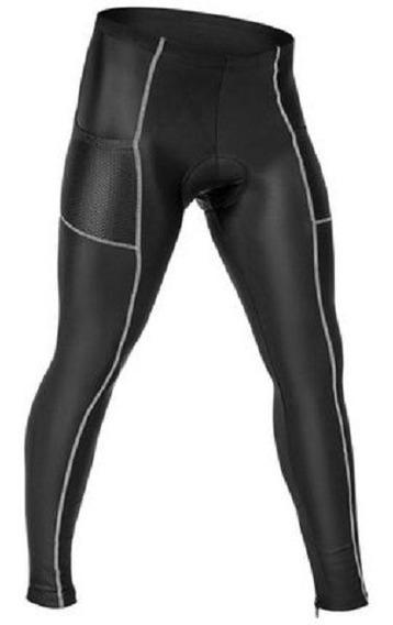 Calça De Ciclismo Compression 3xu Feminina Refactor