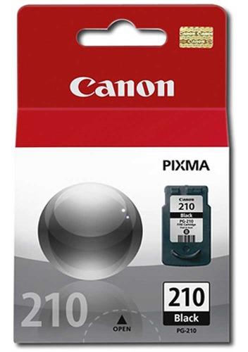 Imagen 1 de 5 de Cartucho Tinta Canon Pg-210 Negro Original P/ Ip2700 Ip2702