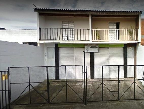Casa Em Jundiapeba, Mogi Das Cruzes/sp De 70m² 2 Quartos Para Locação R$ 850,00/mes - Ca441700