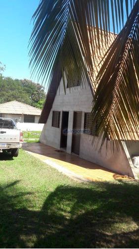 Chácara À Venda, 2175 M² Por R$ 330.000,00 -  Itaguajé - Itaguaje/pr - Ch0092