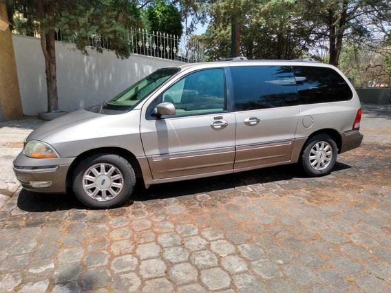 Ford Windstar 2003 Limited Piel Mt