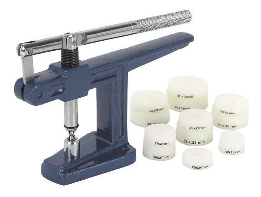 Prensa Para Tapar Relojes Y Colocar Cristales