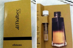 Lote Amostras Boticario Malbec Gold ( 5 De 1ml)